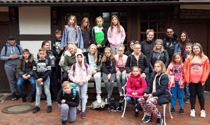 Gruppenfoto beim Ausflug, Foto: Salesianer Don Bosco
